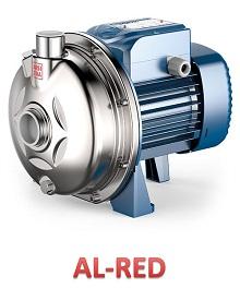 al-red pedrollo pompa ze stali nierdzewnej
