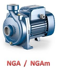 NGA pedrollo pompa przemysłowa z żeliwa