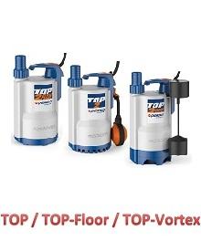 top top-floot top-vortex pompa zatapialna z tworzyw sztucznych do gorącej wody